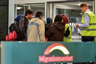 Asylsökande flyktingar Foto: Regeringskansliet