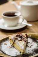 Cheesecake - inte bra för magen