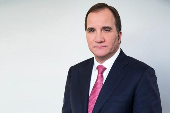 Stefan Löfven Statsminister Foto: Regeringskansliet