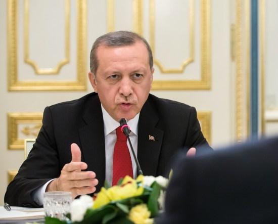 Turkiets president Recep Tayyip Erdogan Copyright: Palinchak/Dreanstime.com
