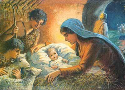 Jesusbarnet - en flicka? Varför inte. Bild: Kalmar Läns Museum