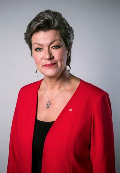 Ylva Johansson Foto: Kristian Pohl/Regeringskansliet