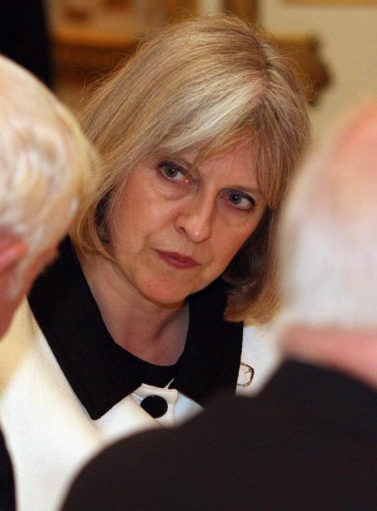 Nya premiärministern Theresa May Foto: Wikimedia Commons