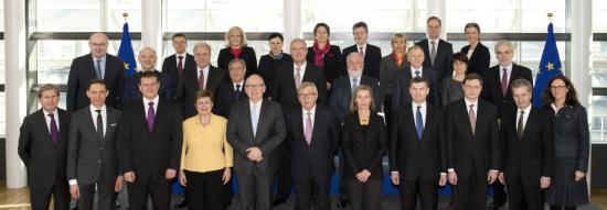EU-kommissionen i Bryssel Foto: Europeiska kommissionen