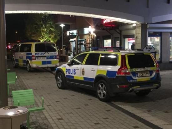 En man i 55-årsåldern knivskars blodig i en lägenhet i Upplands Bro. Bild: ubro.se
