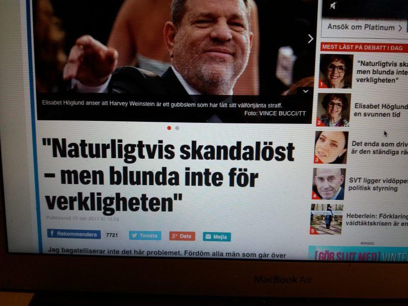 Idag är jag Sveriges mest hatade kvinna på sociala medier ... 1bf5cb0d12eeb