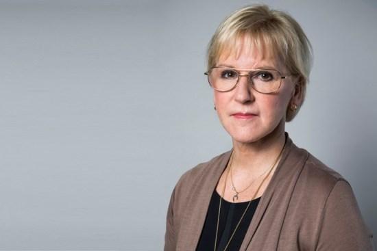 Margot Wallström Foto: Government.se