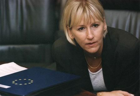 Margot Wallström Bild: eurosduvillage.eu