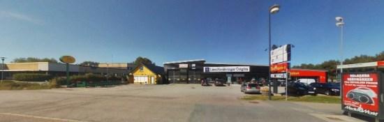 Här skedde brottet på Koppargatan i Norrköping foto: hitta.se
