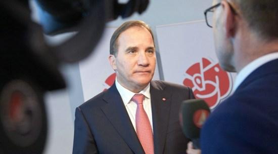 Statsminister Stefan Löfven Foto: Socialdemokraterna