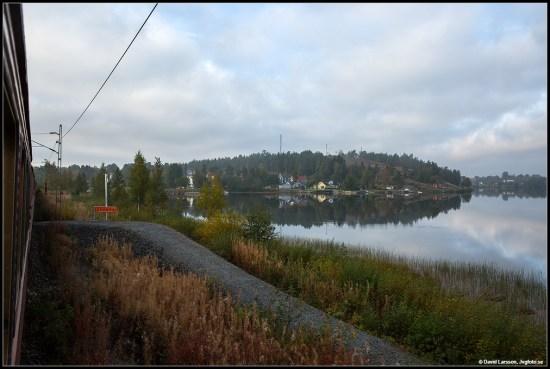 En kvinna misshandlas av en 20-årig man i en bostad i Holmsund utanför Umeå. Bild: Postvagnen