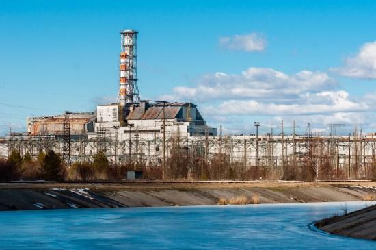 Tjernobyl Copyright: Andlomakin/Dreamstime.com