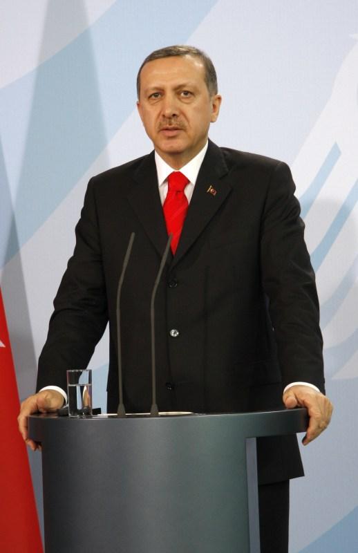 Turkiets president Erdogan Copyright: Markwaters/Dreamstime.com