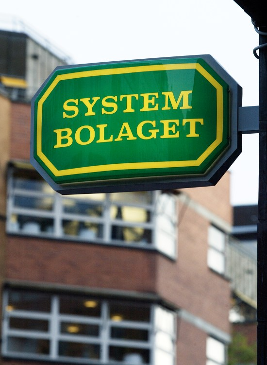 Systembolaget Foto: Systembolaget