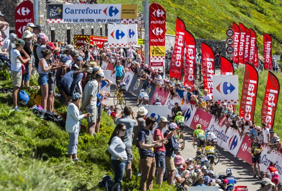 Tour de France 2016 Copyright: Radu Razvan Gheorge/Dreamstime.com