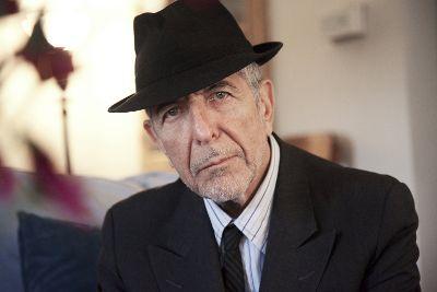 Leonard Cohen Bild: youtube.com