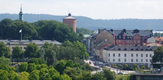 Centrala Vänersborg Foto: Vänersborgs kommun