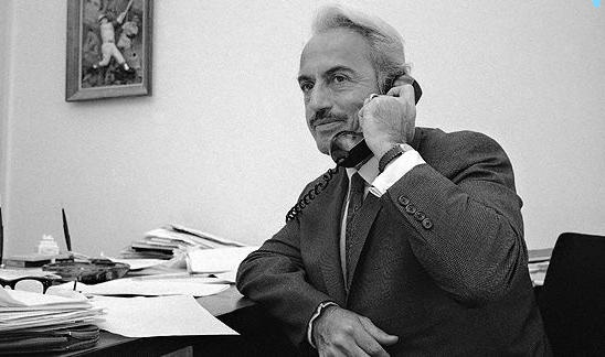 Photo of Marvin Miller.
