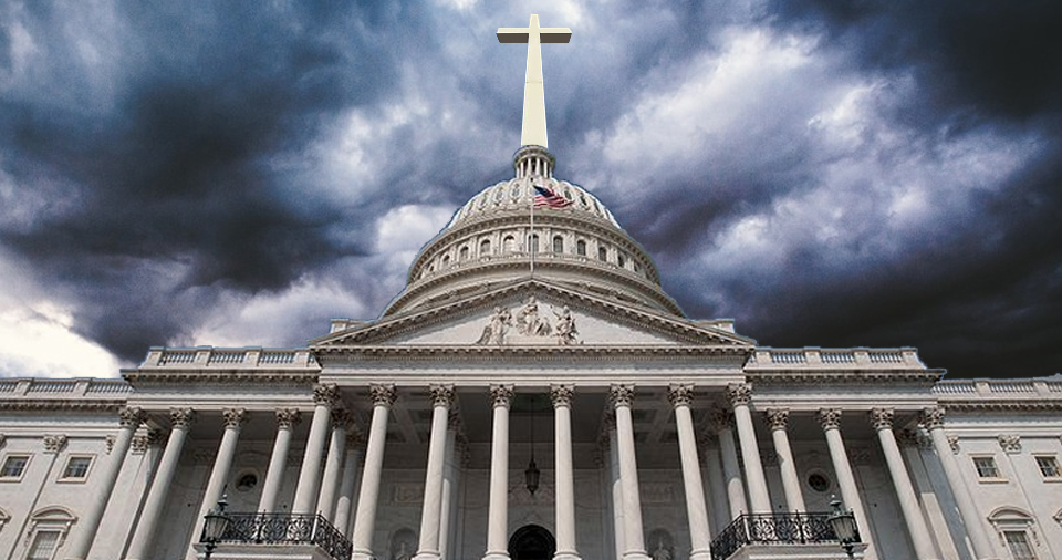 America Is NOT A 'Christian Nation,' So Take Your Damn Religion Out Of My Government