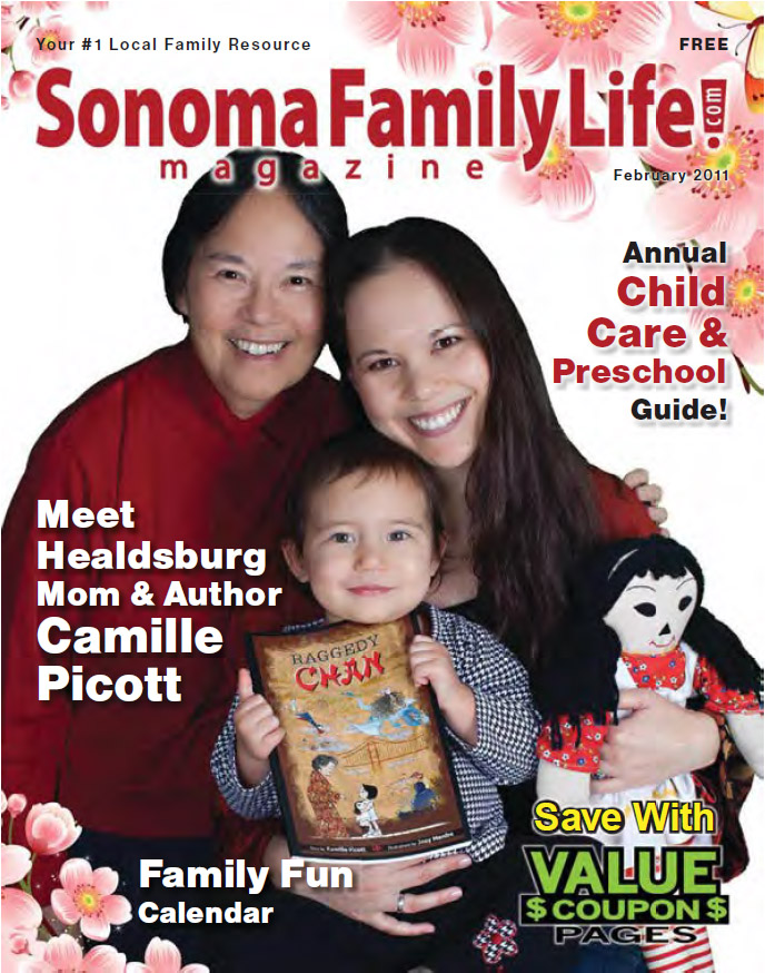 Sonoma Family Life, February 2011