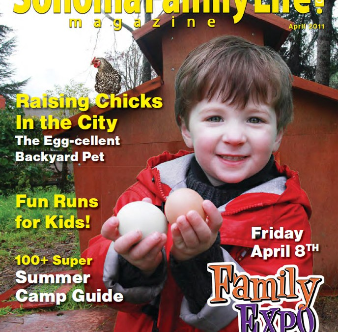 Sonoma Family Life, April 2011