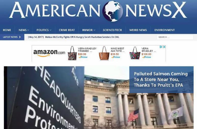 American News X