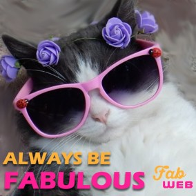 2018.03.03 - Fabweb - Always Be Fabulous