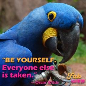 2018.03.03 - Fabweb - Be Yourself