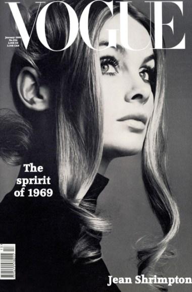 Jean Shrimpton by David Bailey, 1969