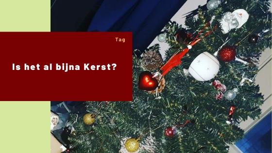 Is het al bijna Kerst? – tag