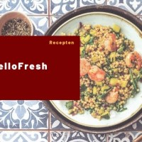 Review HelloFresh box