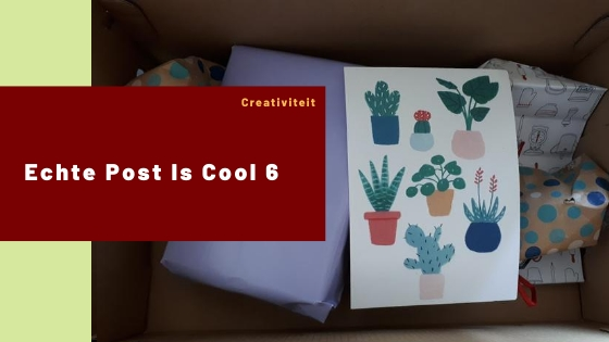 Echte Post Is Cool 6