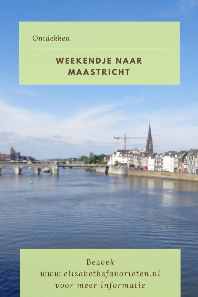 Weekendje naar Maastricht