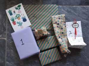 Cadeautjes ingepakt