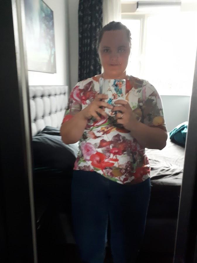spiegelselfie - outfit