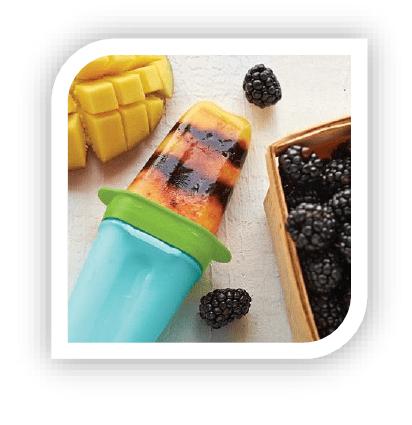 mango-bramen ijs