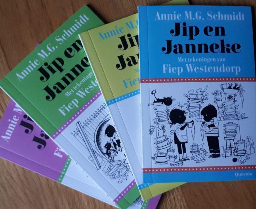 Jip en Janneke boekjes
