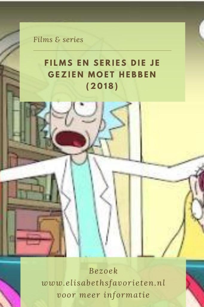 Films en series die je gezien moet hebben (2018)