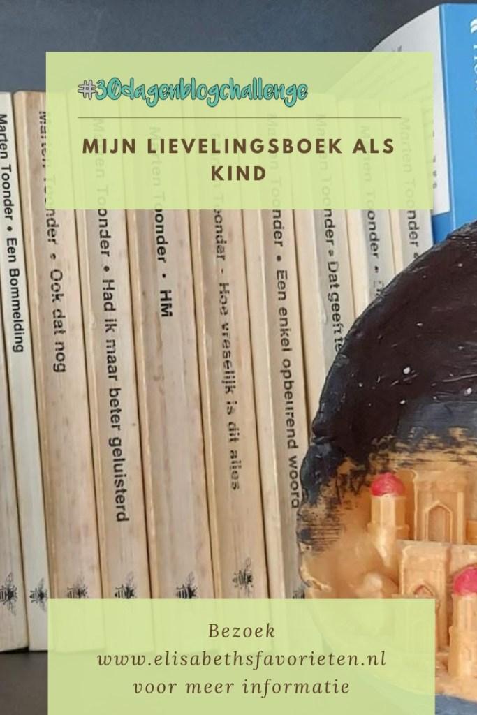 Mijn lievelingsboek als kind