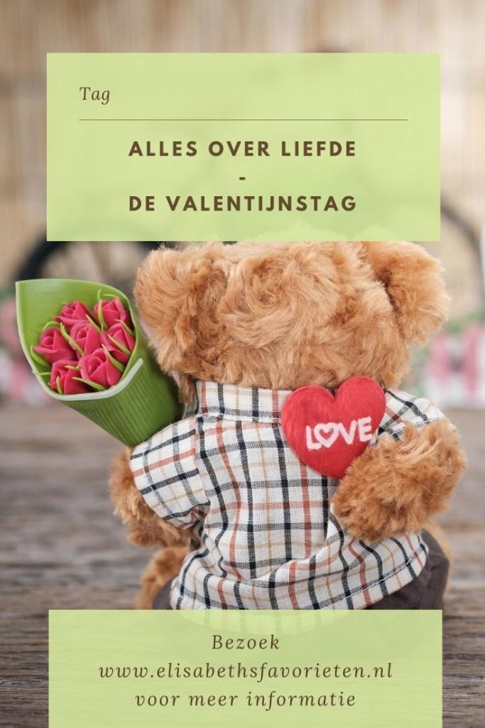 De valentijnstag - alles over liefde