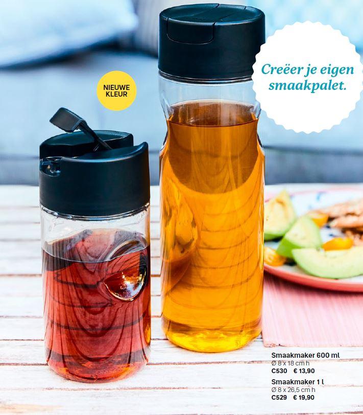 smaakmakers - nieuwe kleur
