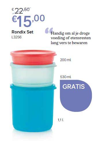 rondix set