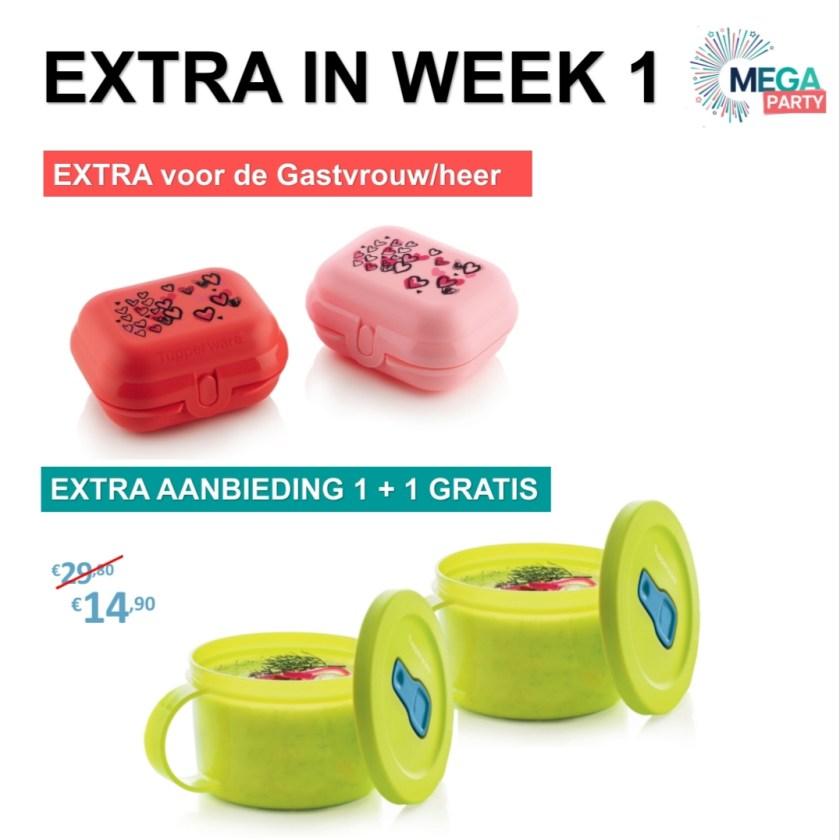 extra aanbiedingen week 1