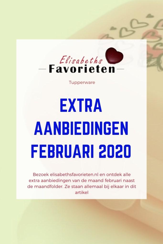 extra aanbiedingen februari 2020