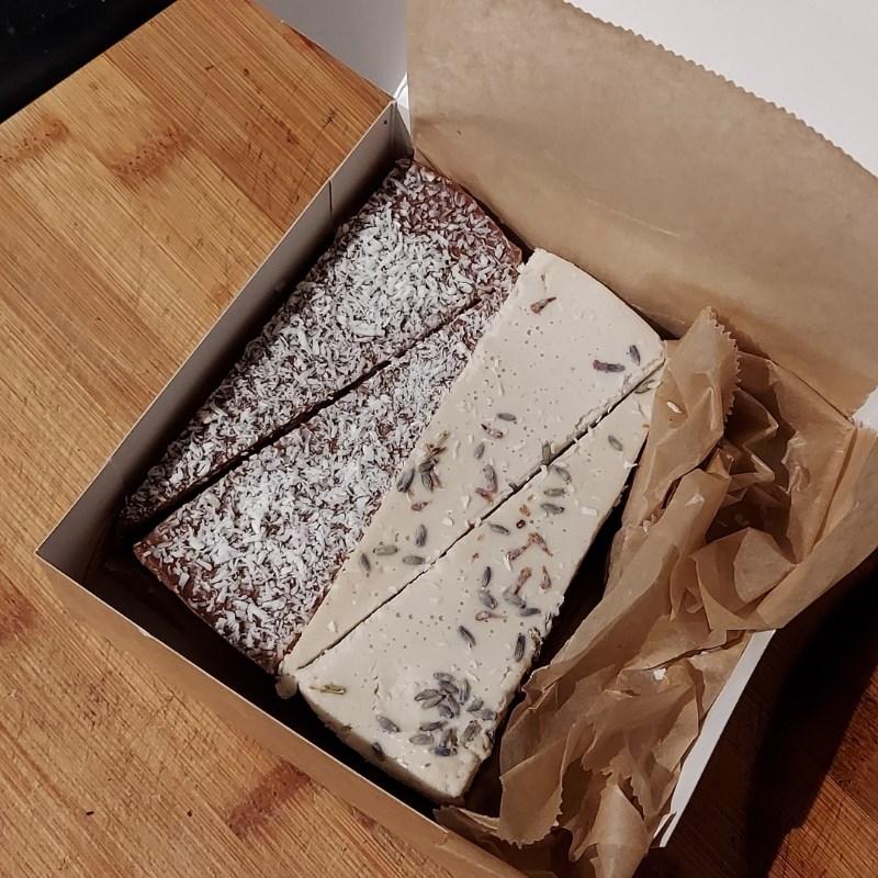 Bestelde pieces of cake week 3
