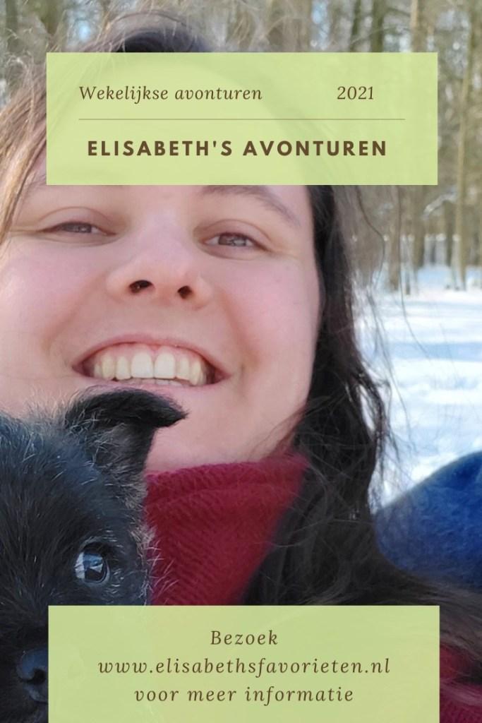 Elisabeth's avonturen 2021
