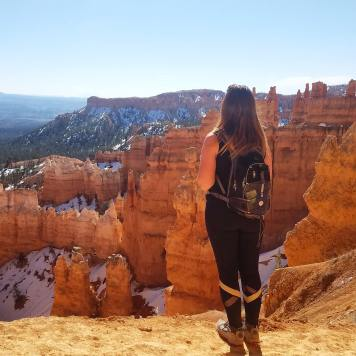 Bryce Canyon, Below Sunset Point