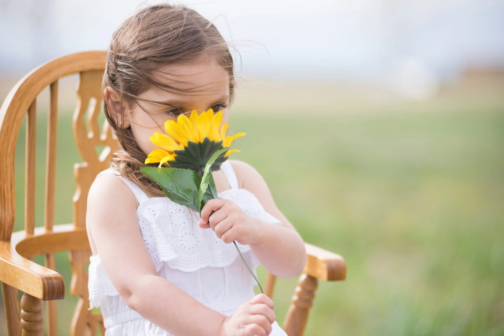A lezione d'amore da mia figlia