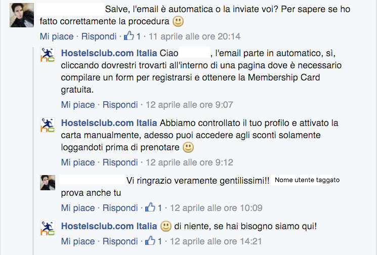 facebook-social-customer-service