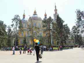 Zenkov Cathedral (Almaty, Kazakhstan)
